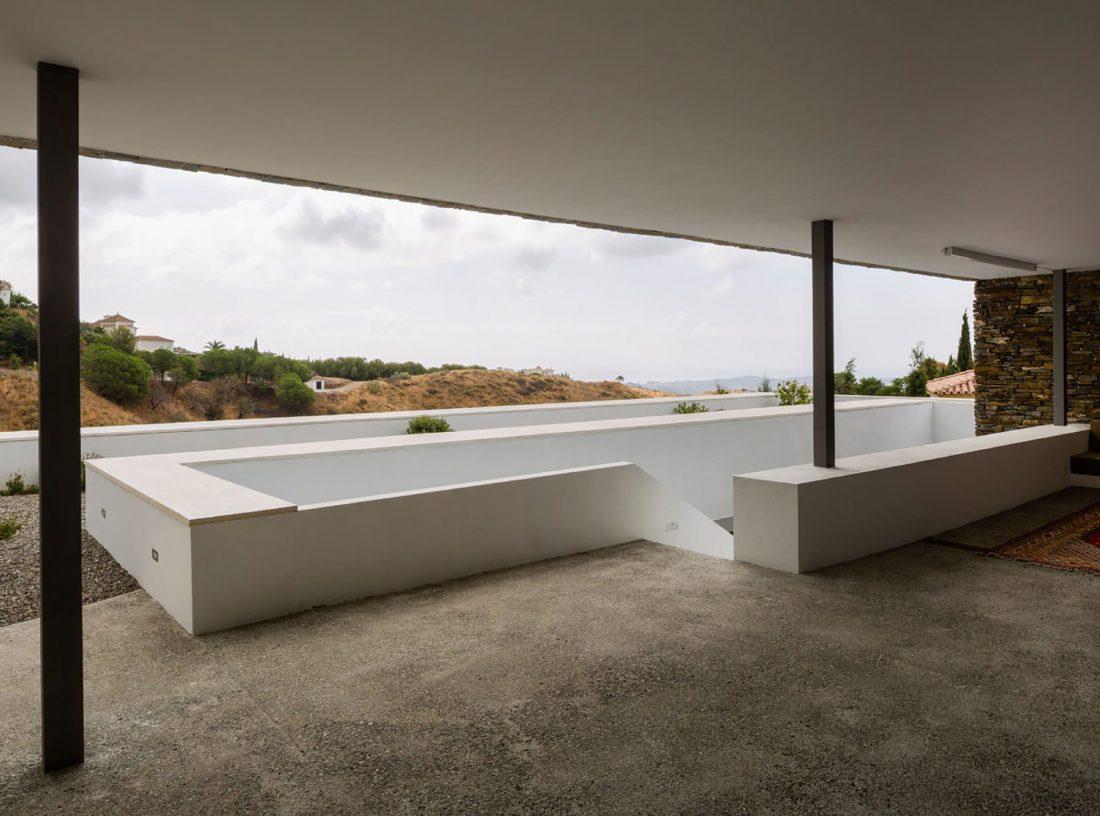Дом El Meandro в Испании по проекту студии Marion Regitko 8