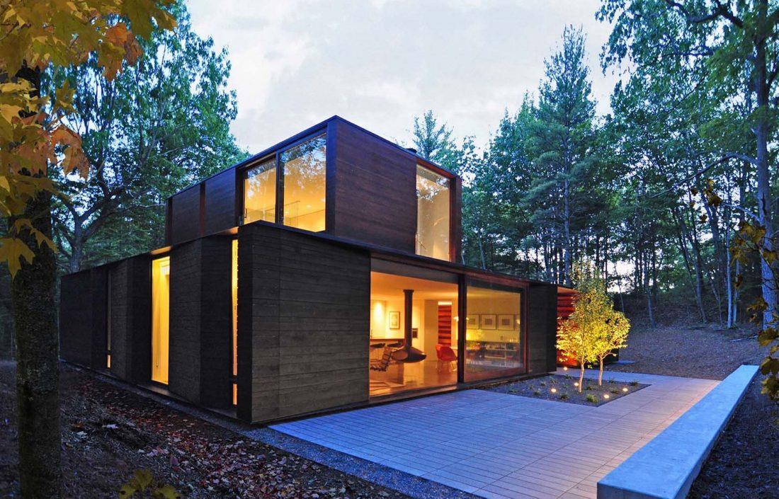 Дом на берегу озера Мичиган 13