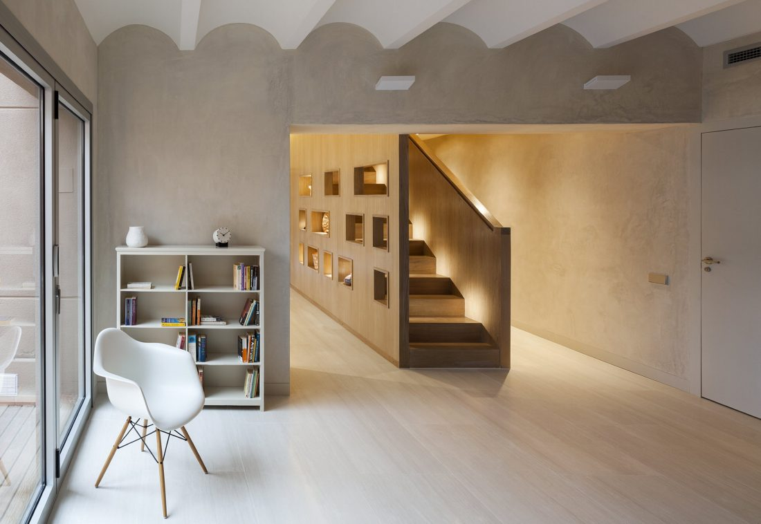 Дуплекс в Барселоне, по проекту студии Zest Architecture 1