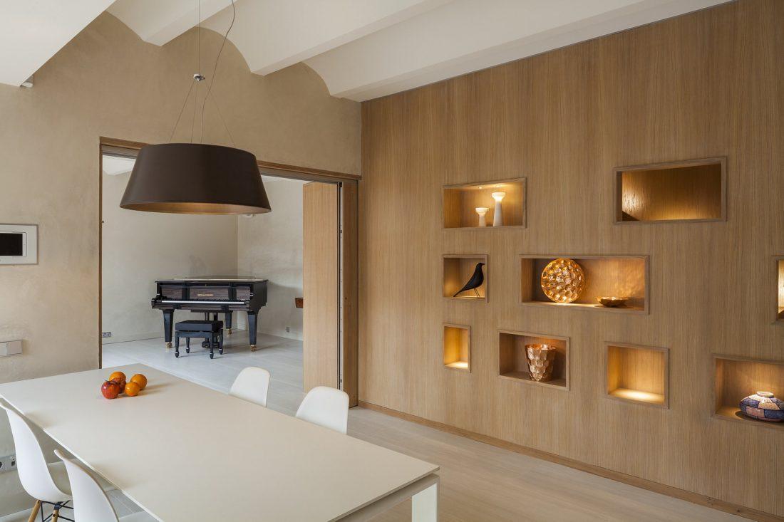 Дуплекс в Барселоне, по проекту студии Zest Architecture 3