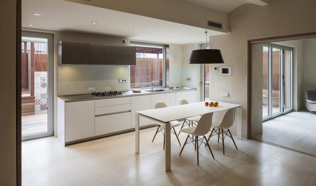 Дуплекс в Барселоне, по проекту студии Zest Architecture 6