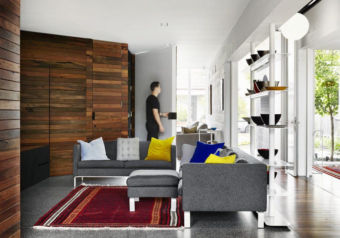 Экологичный дом THAT House в Австралии 12