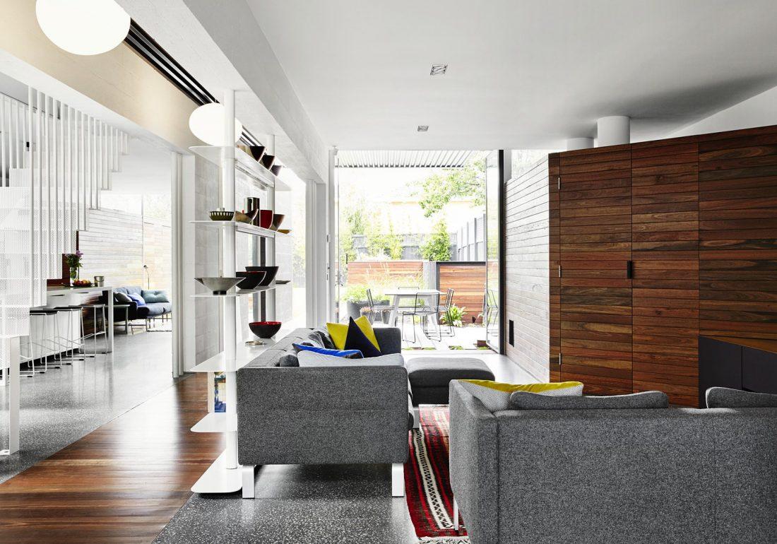 Экологичный дом THAT House в Австралии 15