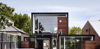 Экологичный дом THAT House в Австралии 3