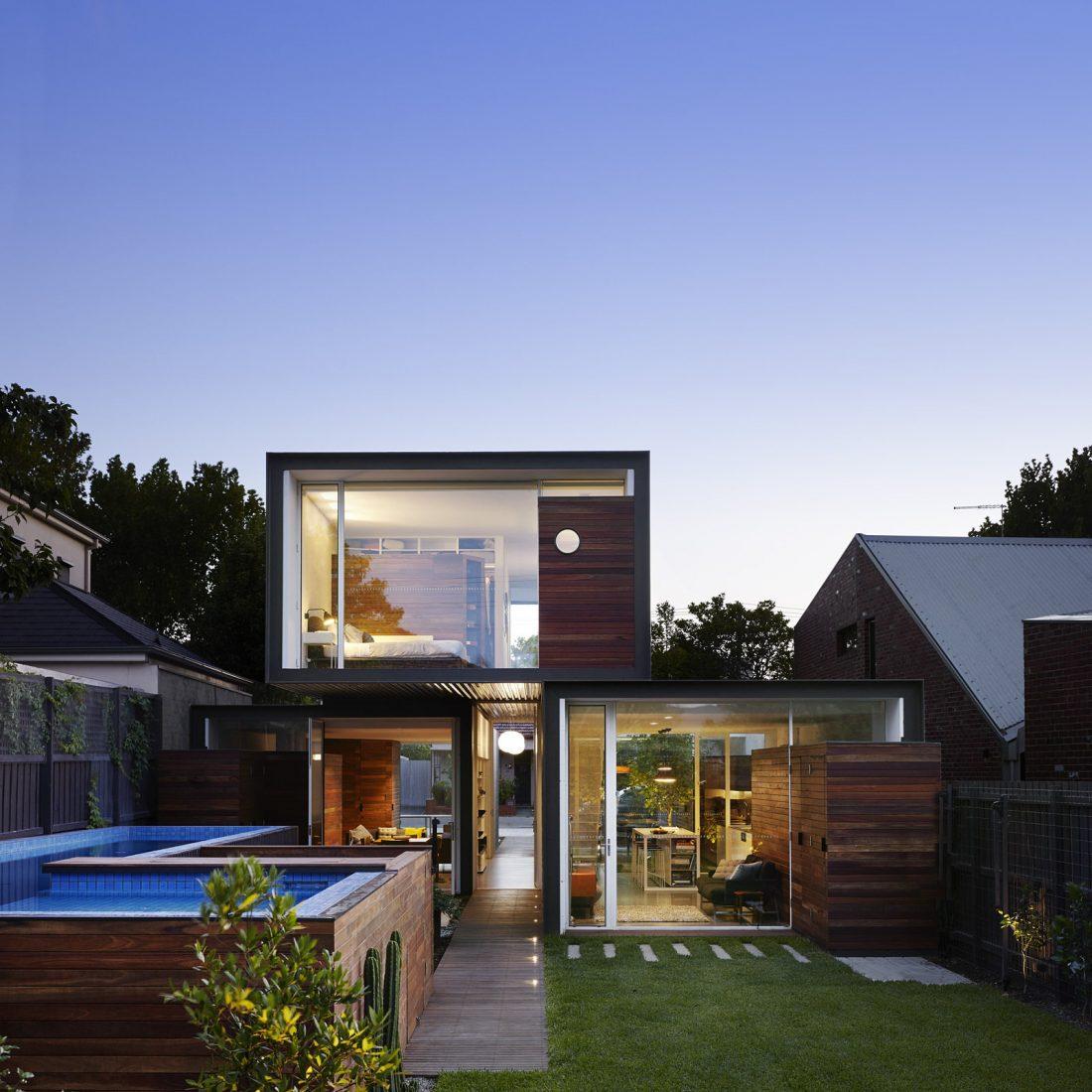 Экологичный дом THAT House в Австралии 33