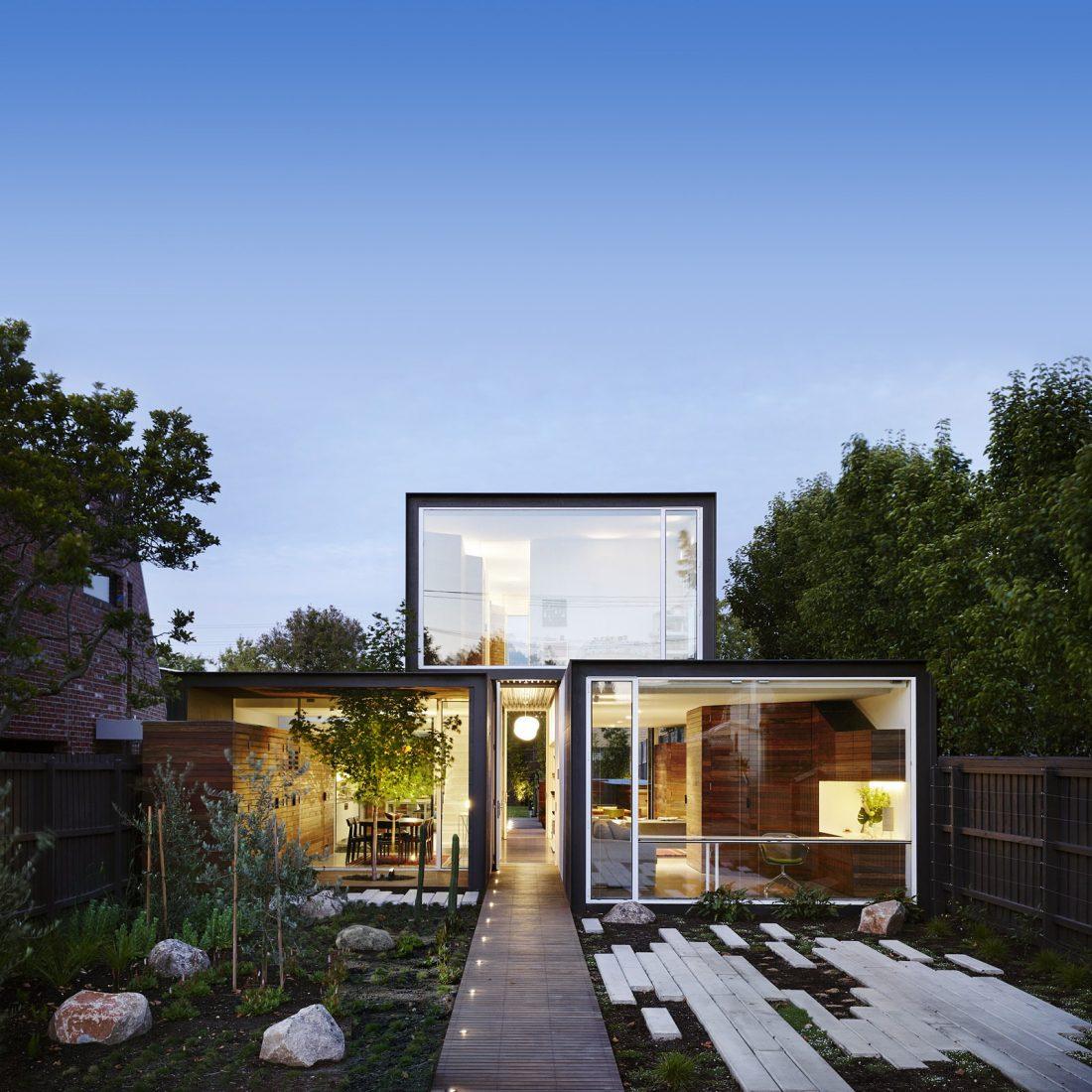 Экологичный дом THAT House в Австралии 34