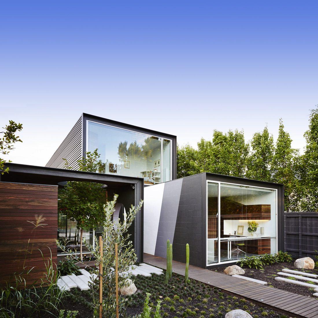 Экологичный дом THAT House в Австралии 4