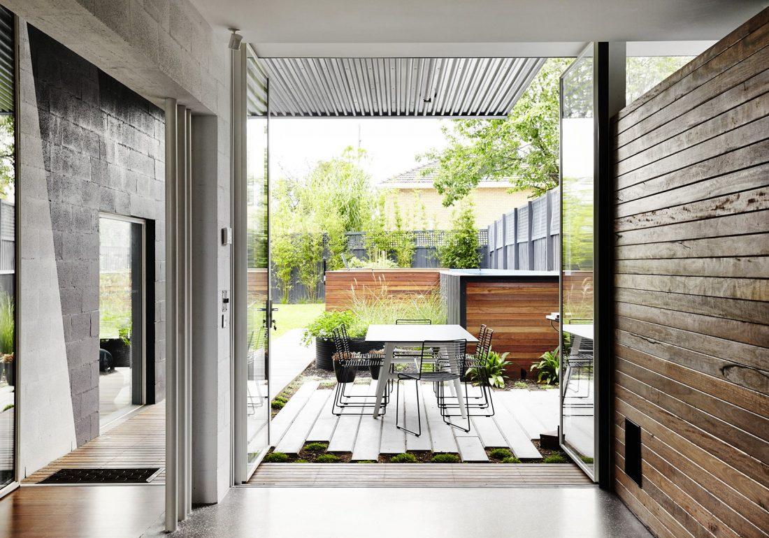 Экологичный дом THAT House в Австралии 5