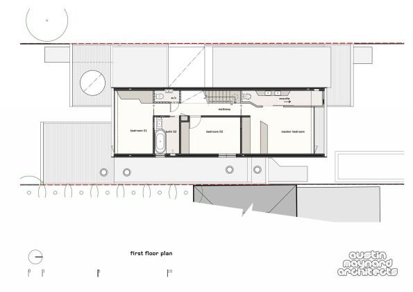 Экологичный дом THAT House в Австралии План 2