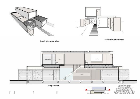Экологичный дом THAT House в Австралии План 6