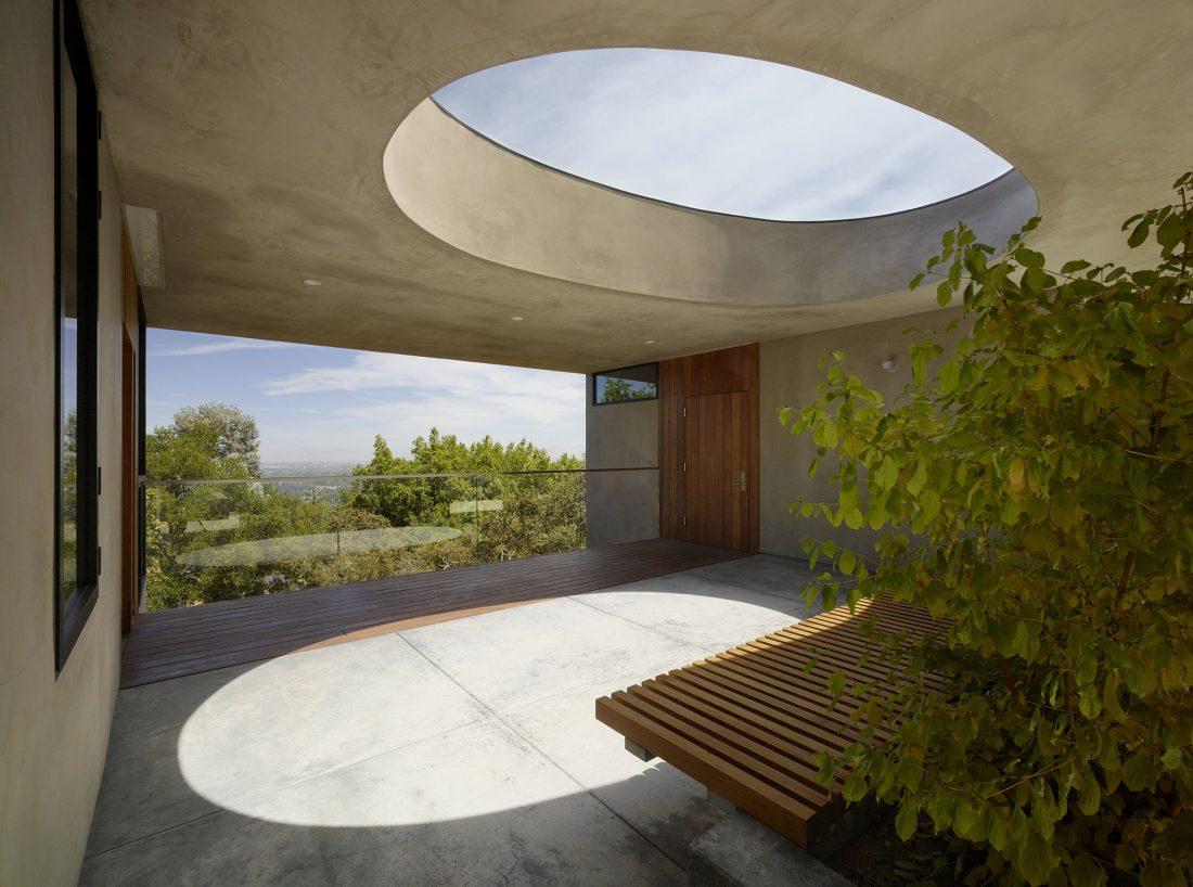 Гостевой дом в Калифорнии по проекту Schwartz and Architecture 10