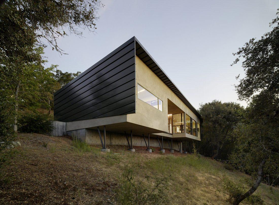 Гостевой дом в Калифорнии по проекту Schwartz and Architecture 2
