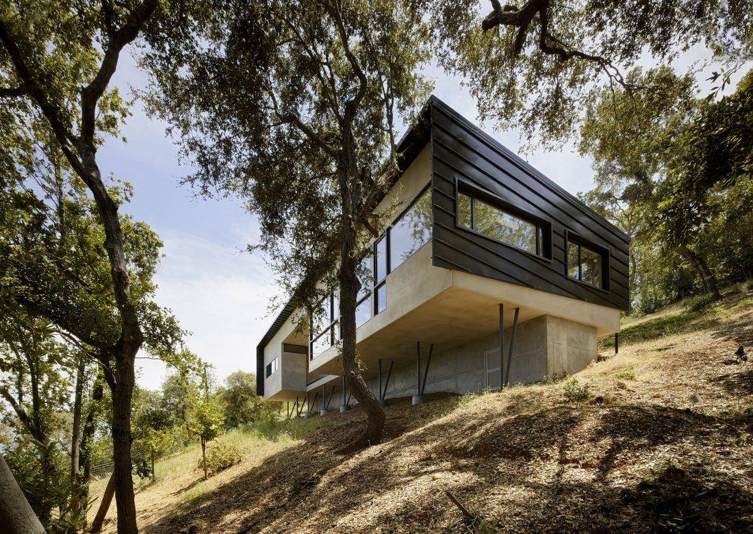 Гостевой дом в Калифорнии по проекту Schwartz and Architecture 3