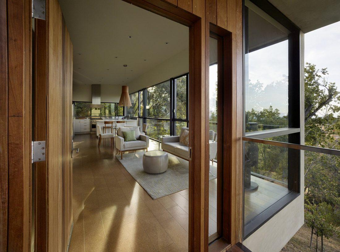 Гостевой дом в Калифорнии по проекту Schwartz and Architecture 5