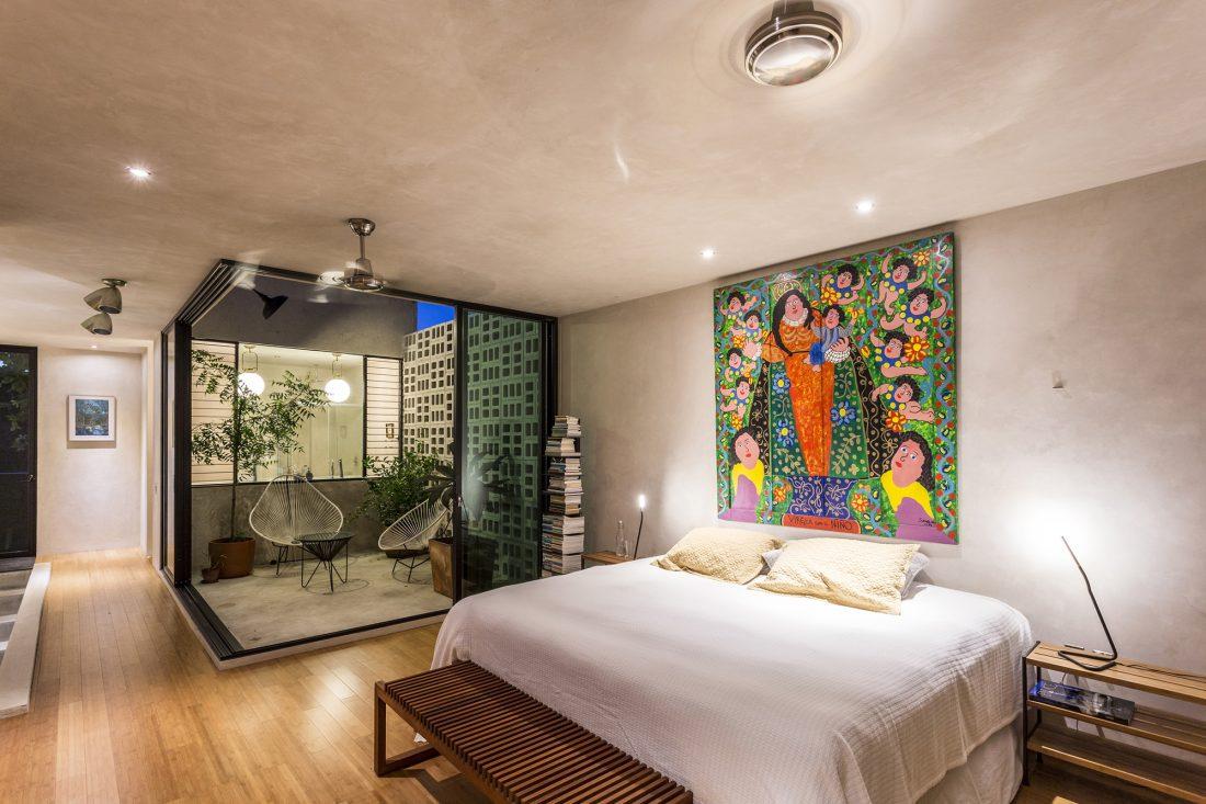 Обнаженный дом в Мексике от студии Taller Estilo Arquitectura 13