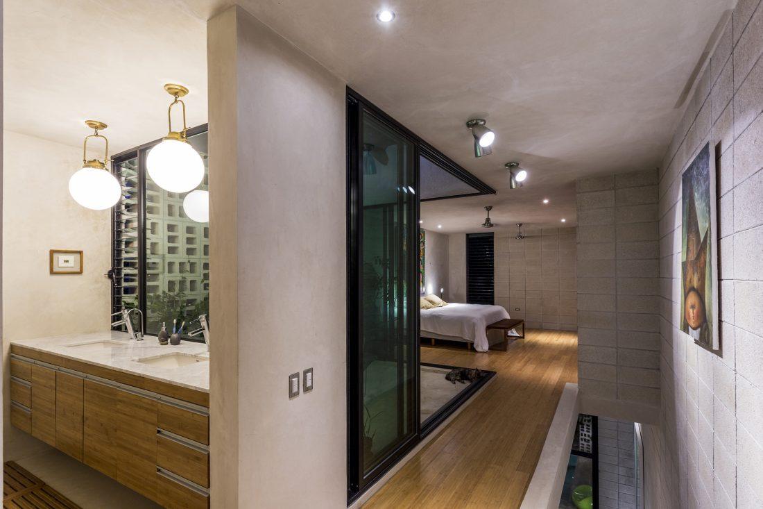 Обнаженный дом в Мексике от студии Taller Estilo Arquitectura 15
