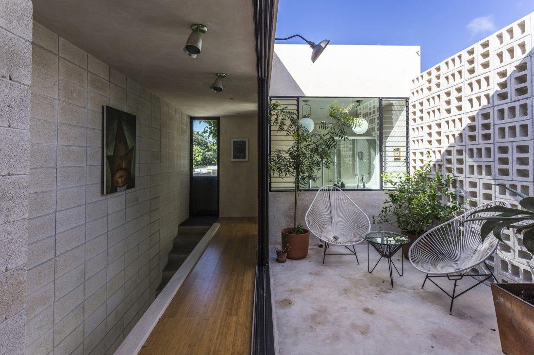 Обнаженный дом в Мексике от студии Taller Estilo Arquitectura 18