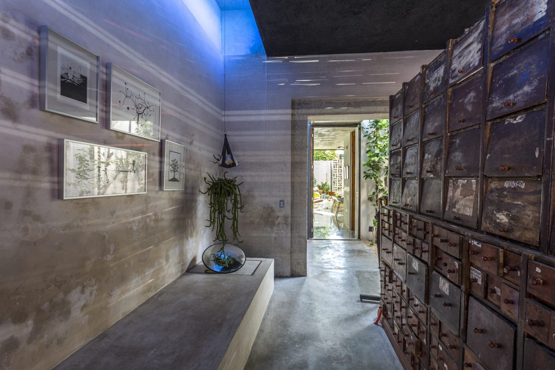 Обнаженный дом в Мексике от студии Taller Estilo Arquitectura 19