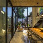 Обнаженный дом в Мексике от студии Taller Estilo Arquitectura 20