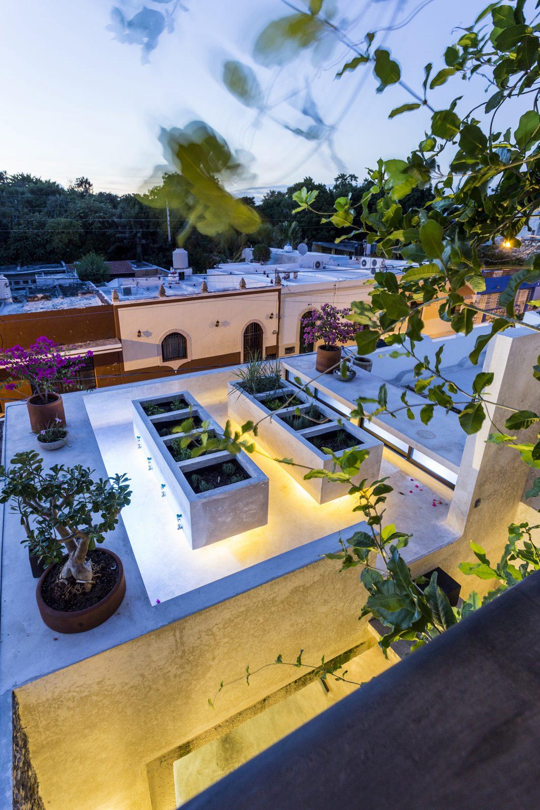 Обнаженный дом в Мексике от студии Taller Estilo Arquitectura 3