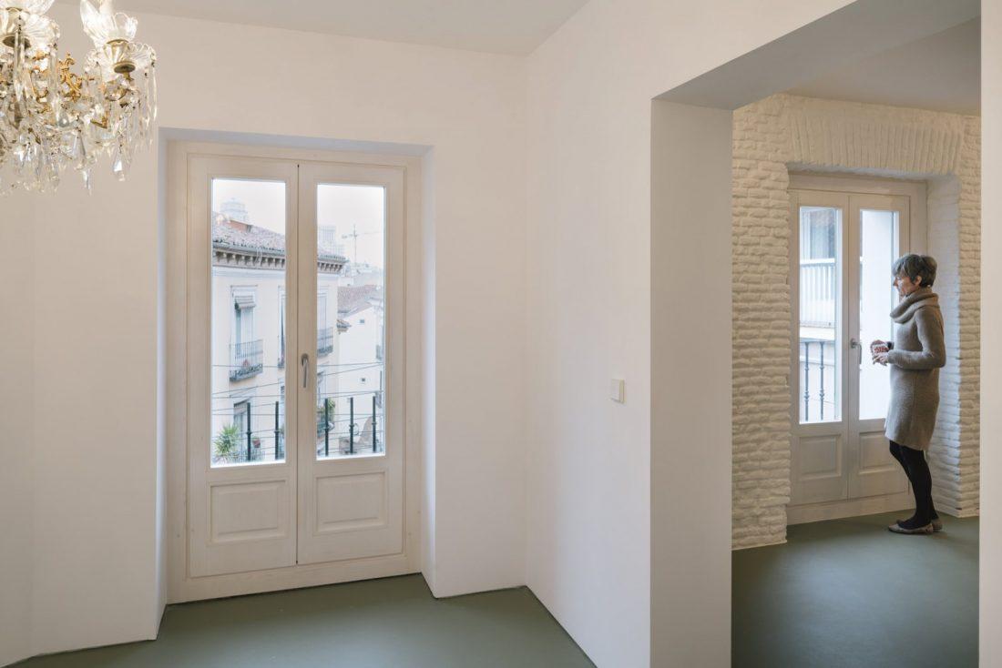Реконструкция старинного дома в Мадриде 2