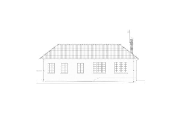 Жилой дом в здании бывшей Викторианской школы План 3