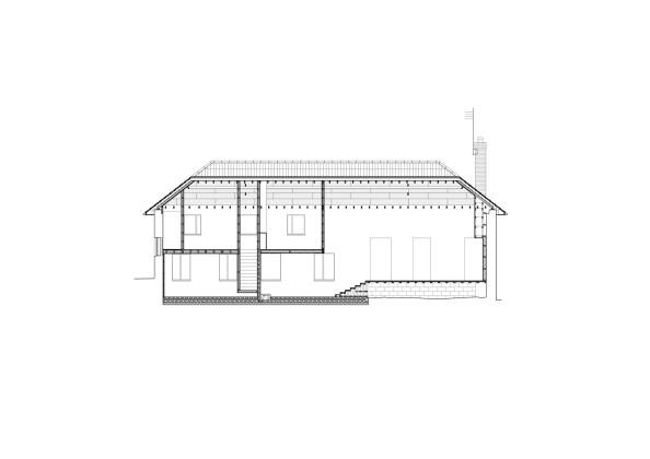 Жилой дом в здании бывшей Викторианской школы План 5