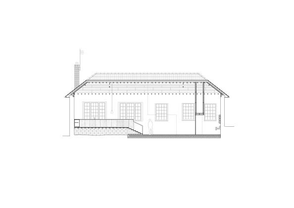 Жилой дом в здании бывшей Викторианской школы План 6