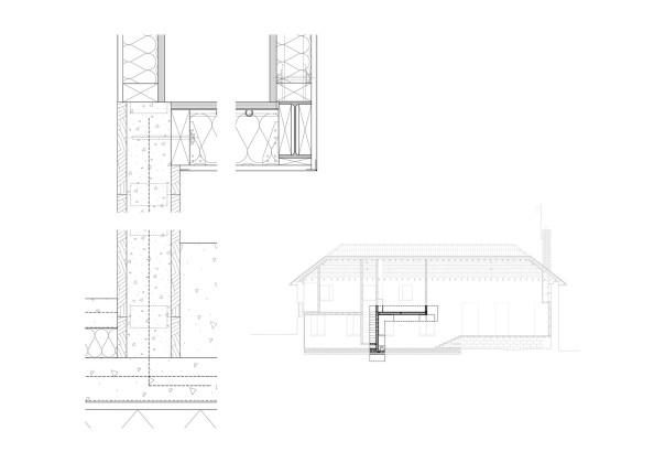 Жилой дом в здании бывшей Викторианской школы План 7