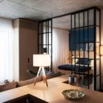 Уютная квартира в Бухаресте с балансом пространства и света