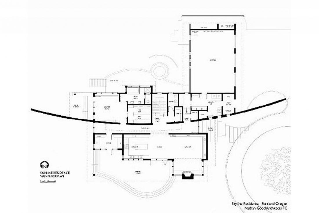 Энергоэффективный дом Skyline в загородном стиле 13
