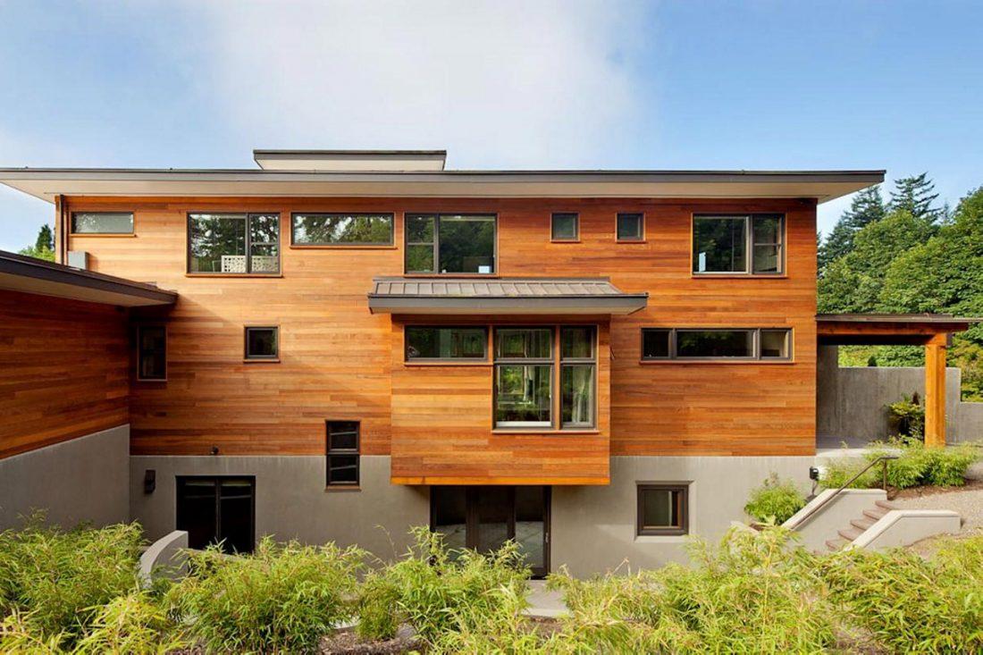 Энергоэффективный дом Skyline в загородном стиле 5