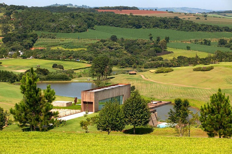 Резиденция MP Quinta da Baroneza в Бразилии 1