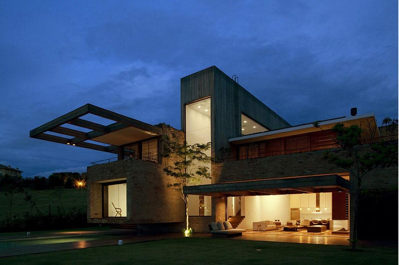 Резиденция MP Quinta da Baroneza в Бразилии 13