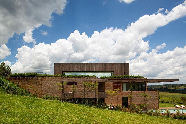 Резиденция MP Quinta da Baroneza в Бразилии 2