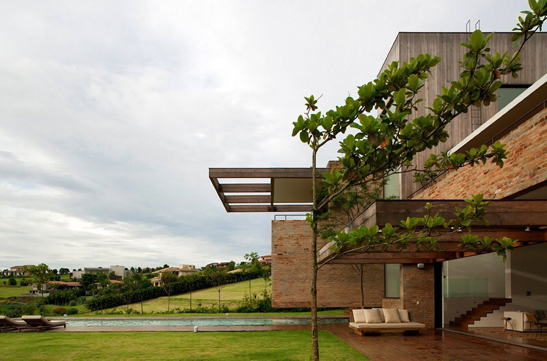 Резиденция MP Quinta da Baroneza в Бразилии 6