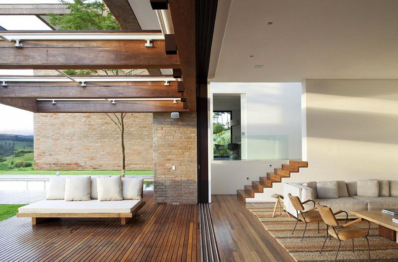 Резиденция MP Quinta da Baroneza в Бразилии 7
