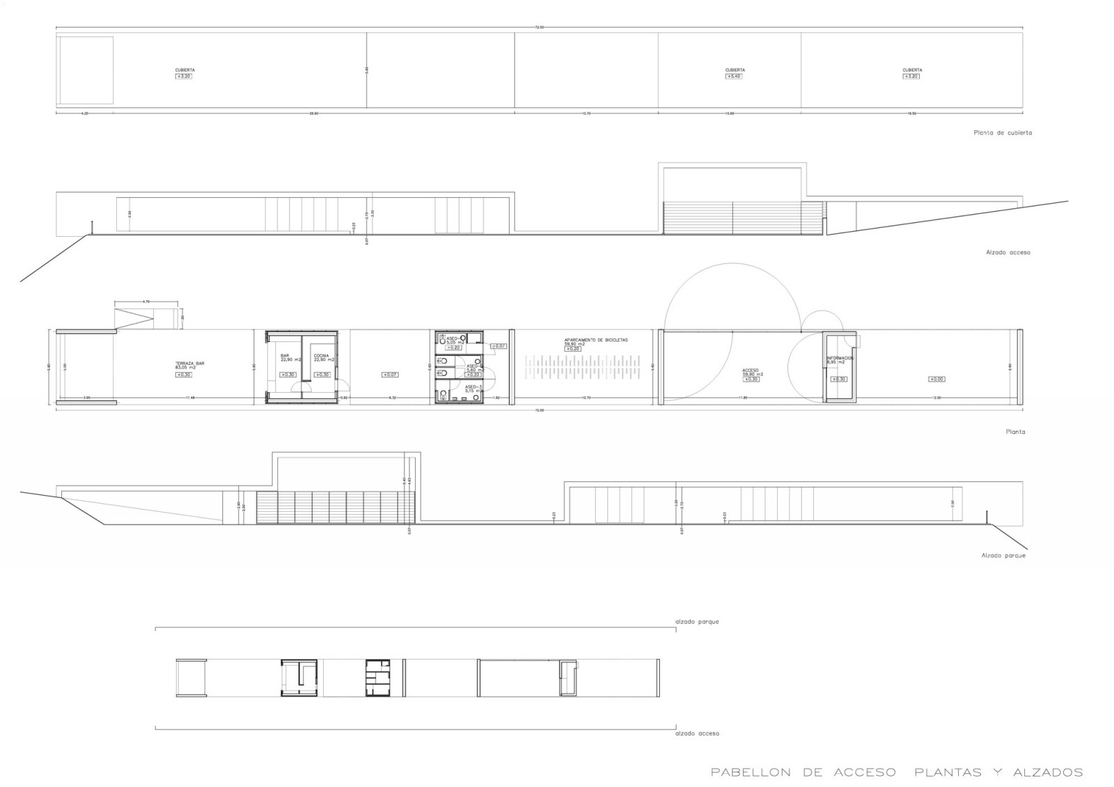 Pavilion/Plans/Elevations