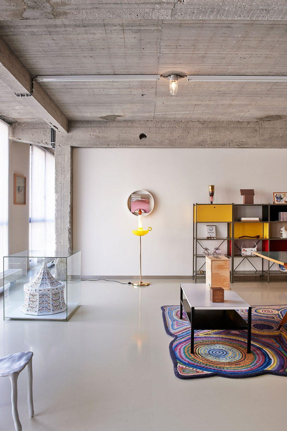 Веселый и жизнерадостный дом в Антверпене, Бельгия 16