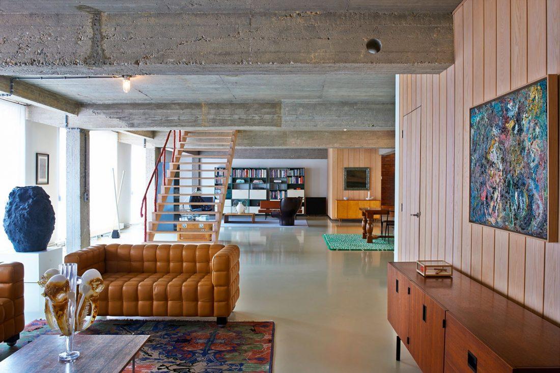 Веселый и жизнерадостный дом в Антверпене, Бельгия 2