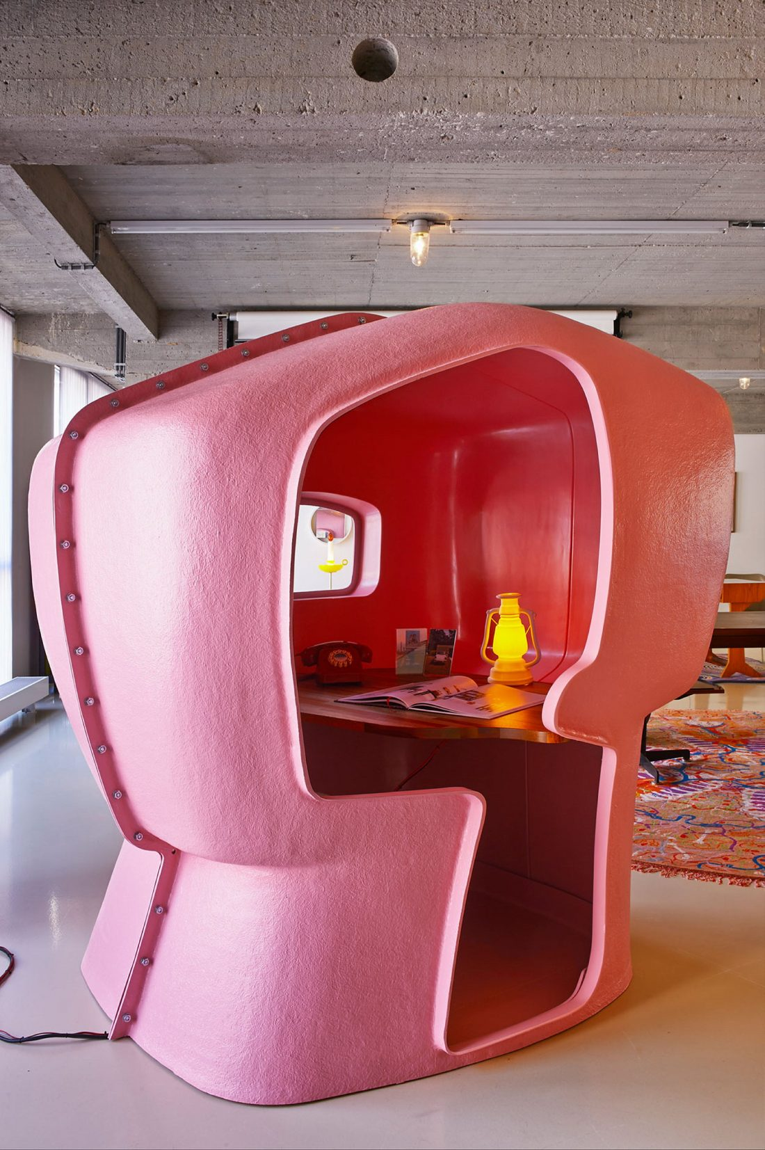 Веселый и жизнерадостный дом в Антверпене, Бельгия 20
