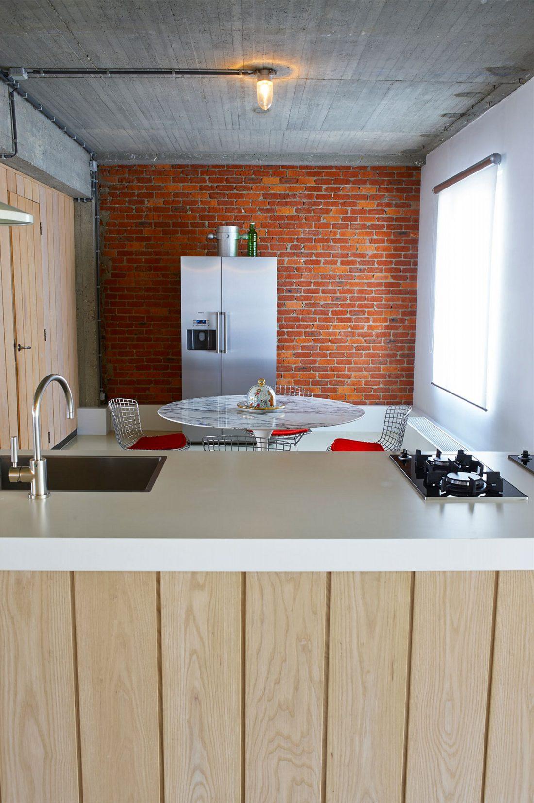 Веселый и жизнерадостный дом в Антверпене, Бельгия 5
