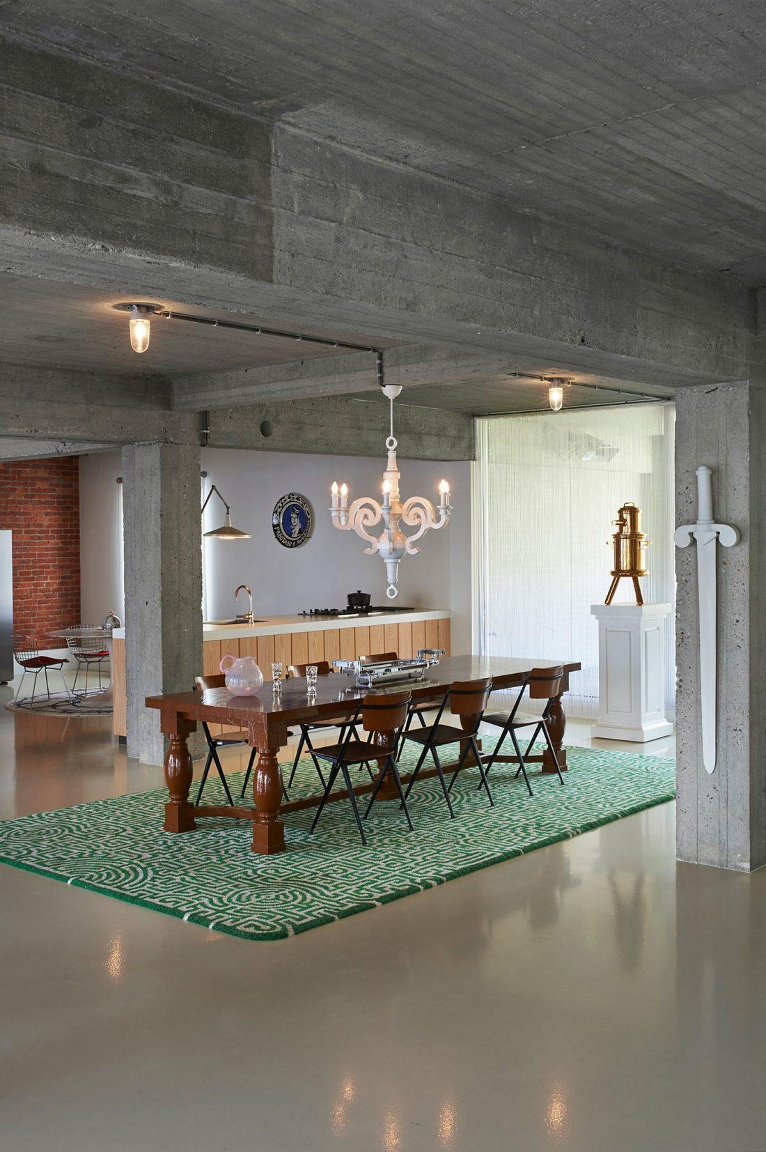 Веселый и жизнерадостный дом в Антверпене, Бельгия 9