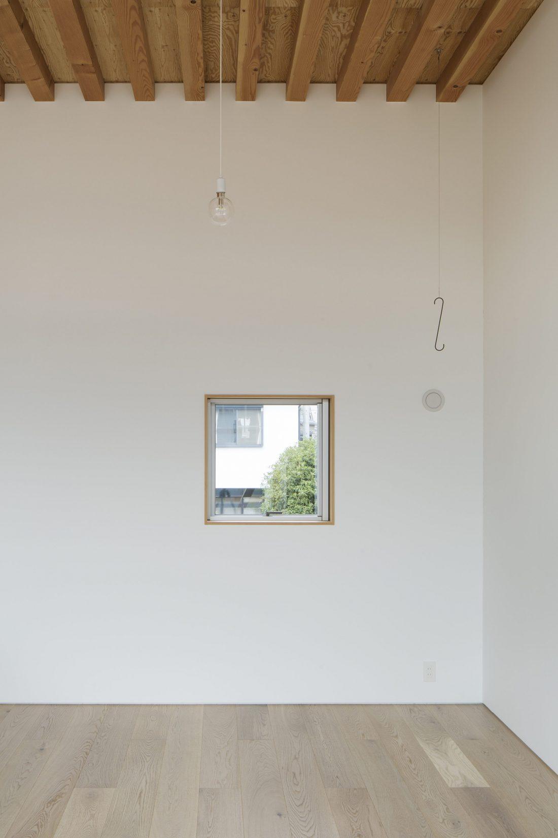Дом в Токио по системе Shakkanho по проекту Tetsuo Yamaji 16