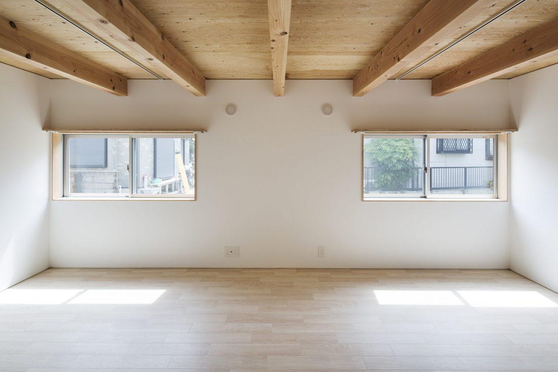 Дом в Токио по системе Shakkanho по проекту Tetsuo Yamaji 17