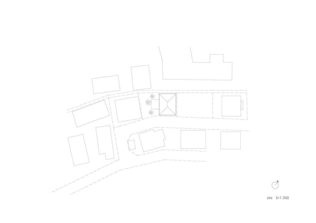Дом в Токио по системе Shakkanho по проекту Tetsuo Yamaji 18