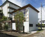 Дом в Токио по системе Shakkanho по проекту Tetsuo Yamaji 2