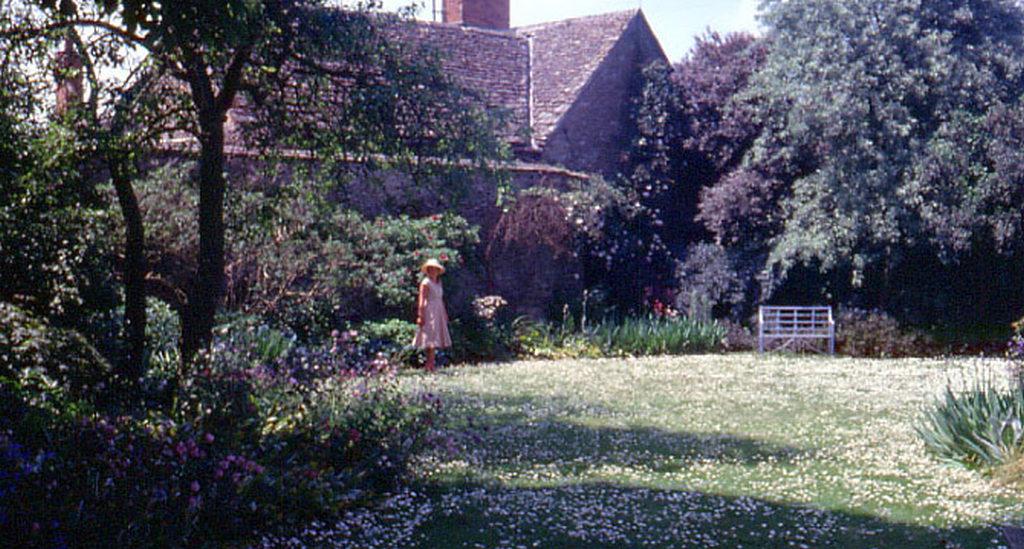 Необычные проекты ландшафтного дизайна в Англии и Франции 2