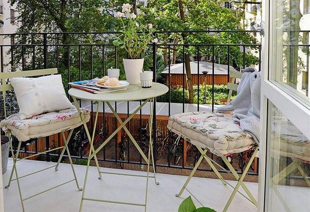 Объединение кухни с балконом, фотографии реальных интерьеров 31