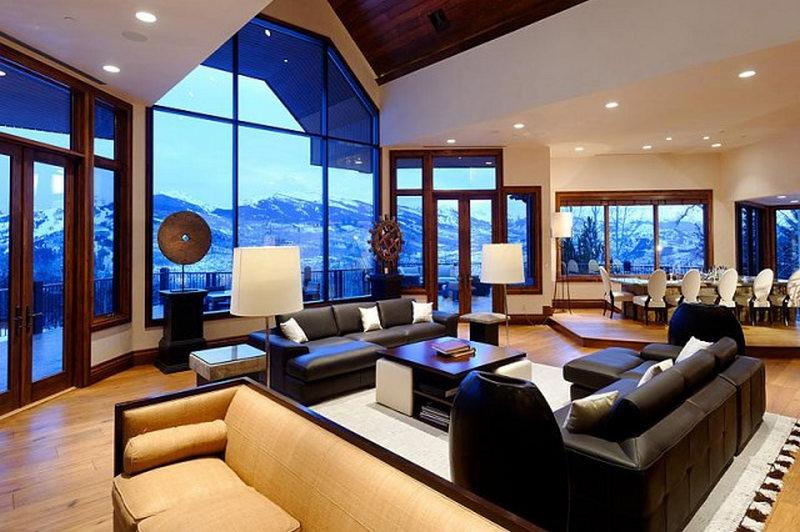 10 самых красивых домов мира - Starwood Estate – Аспен, Колорадо, США